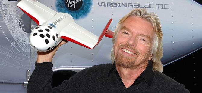 Richard Branson ou l'audace d'un P-DG de tous les extrêmes …