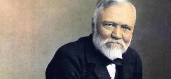 Andrew Carnegie (1835-1919) ou l'homme d'acier …