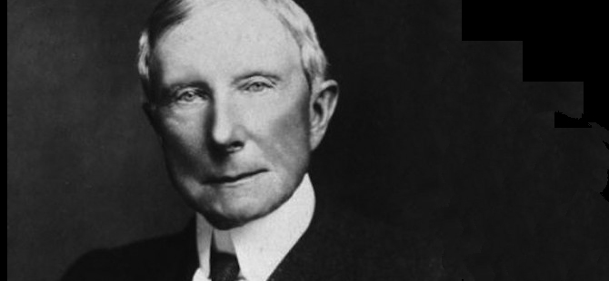 John Rockefeller (1839-1937) ou la plus grosse fortune de l'histoire…