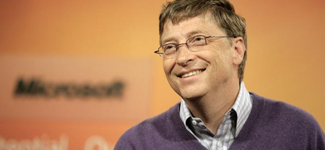 Bill Gates ou le philanthrope milliardaire …