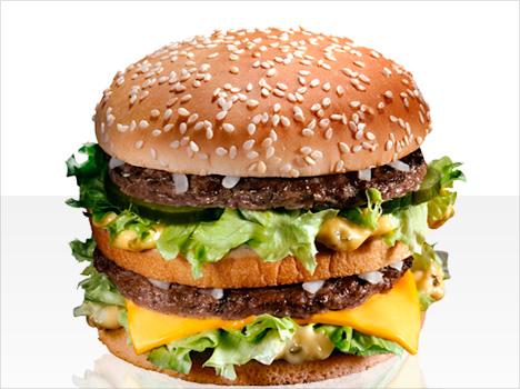 Le Big Mac, icône suprême de McDonald's