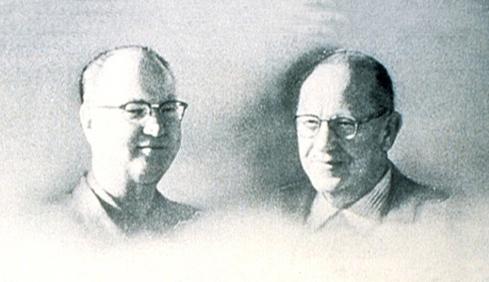 Dick et Maurice McDonald