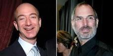 Bezos contre Jobs ? Les paris sont ouverts ;)