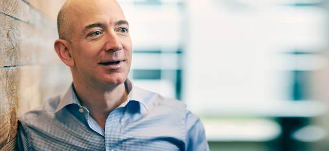 Jeff Bezos, créateur d'Amazon ou l'inventeur du e-commerce