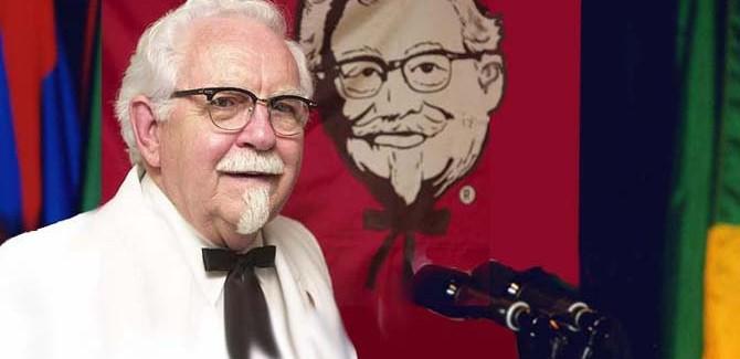 La Réussite selon Sanders : sa Persévérance