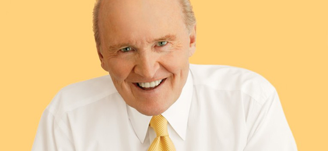 Jack Welch ou le terrible P-DG de General Electric