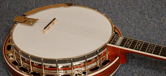 Le vieux joueur de banjo