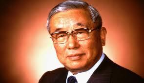 """Eiji Toyoda : son """"just-à-temps"""" a relégué le fordisme aux oubliettes."""