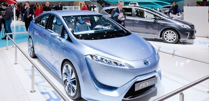 Quand Toyota fait sa révolution !