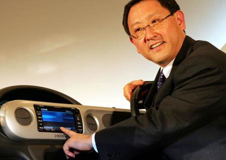 En pilote averti, Akio Toyoda teste lui-même, chaque année, 200 voitures.